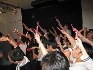 大阪でも舞うピンクの舞